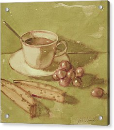 Biscotti Acrylic Print