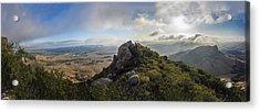 Bishop's Peak Acrylic Print by Jeremy Jensen