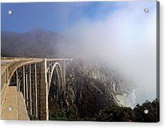 Big Sur - Bixby Bridge Acrylic Print