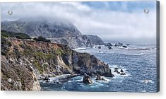 Bixby Bridge - Large Print Acrylic Print