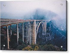 Bixby Creek Bridge Acrylic Print