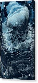Black Corall Acrylic Print