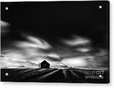 Black House Acrylic Print