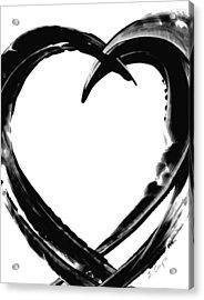 Black Magic 311 By Sharon Cummings Acrylic Print