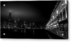 Acrylic Print featuring the photograph Black Orient by Peter Thoeny