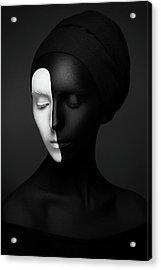 Black Renaissance Acrylic Print