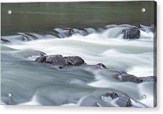Black River Acrylic Print