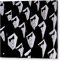 Black Tie Affair Acrylic Print