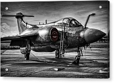 Blackburn Buccaneer Acrylic Print by Jason Green