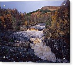 Blackwater Falls - Scotland Acrylic Print