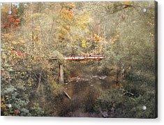 Blackwell Bridge Acrylic Print