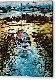 Blakeney Key Acrylic Print