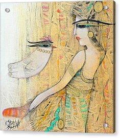 Blanche Acrylic Print