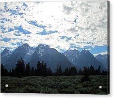 Blanketed Giants Acrylic Print