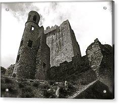 Blarney Acrylic Print by Kim Pippinger