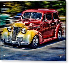Blast From The Past Acrylic Print