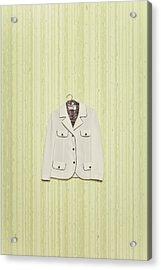 Blazer Acrylic Print by Joana Kruse