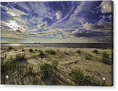 Blessed View Acrylic Print by Brian Wright