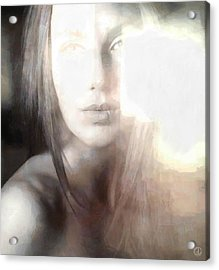 Blinded By The Light Acrylic Print by Gun Legler