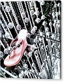 Acrylic Print featuring the photograph Bling  by Robert McCubbin