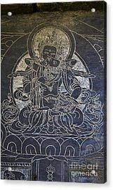 Blissful Union - Nupri Nepal Acrylic Print