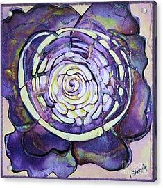 Bloom Iv Acrylic Print