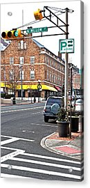 Bloomfield And N Willow Acrylic Print