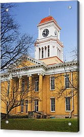 Blount County Courthouse Acrylic Print