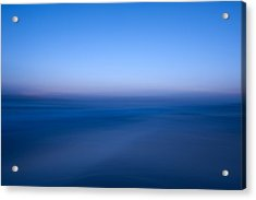 Blue #1 Acrylic Print by Catherine Lau