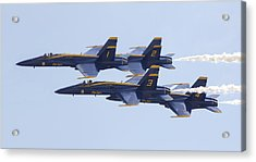 Blue Angels 20 Acrylic Print