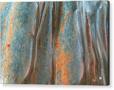 Blue Canyon Acrylic Print by Jillian ODwyer