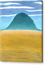 Blue Hill Acrylic Print