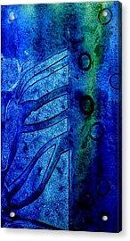 Blue  IIi  Acrylic Print