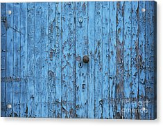Blue Ish  Acrylic Print by Tim Gainey