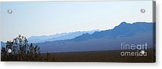 Blue Nevada Acrylic Print