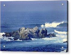 Blue Ocean Acrylic Print