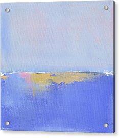Blue Silences Acrylic Print