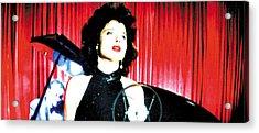 Blue Velvet 2013 Acrylic Print