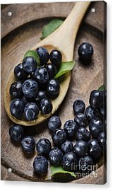 Blueberry Acrylic Print