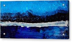 Blues Acrylic Print