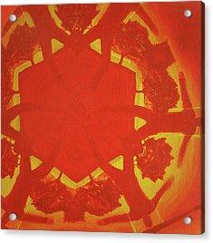 Boards Of Canada Geogaddi Album Cover Acrylic Print