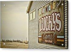 Boardwalk Empire Acrylic Print