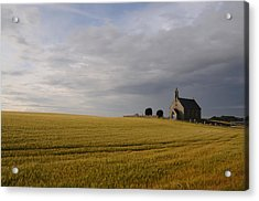 Boarhills Church Acrylic Print
