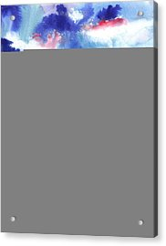 Boat N Colors Acrylic Print by Anil Nene