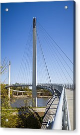 Bob Kerrey Pedestrian Bridge Acrylic Print