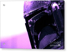 Boba Fett 23 Acrylic Print by Micah May