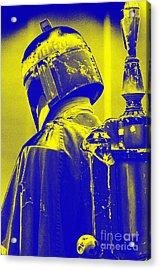 Boba Fett Costume 1 Acrylic Print