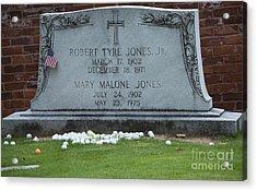 Bobby Jones - The Master Acrylic Print