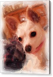 Bobby Mcgee 2 Acrylic Print