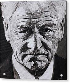 Bobby Robson Acrylic Print